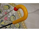 Детский зонт грибком RST полуавтомат пчёлки, фото 5