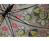 Детский зонт грибком RST полуавтомат пчёлки, фото 4