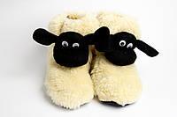 "Чуни из овчины, чуни из овечьей шерсти, чуни ""Шон"""