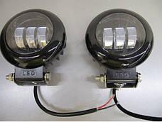 Дополнительная фара LED GV-066-30W CREE XM-L-T6 - 2 шт.(8777), фото 2