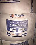 Білий цемент Royal El Minya Cement Co, Egypt 52,5 N, фото 3