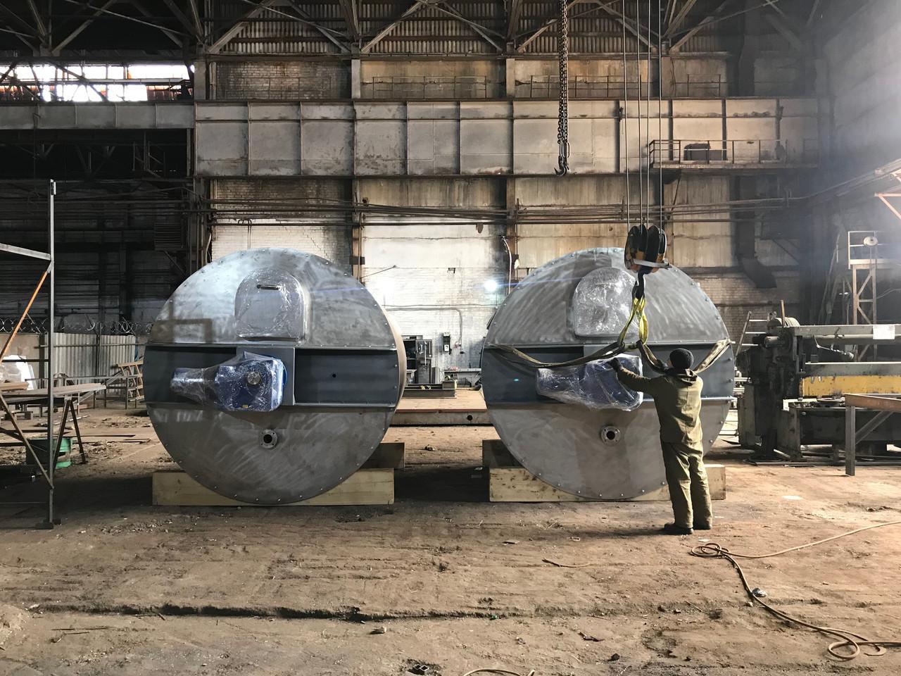 Реактор 5000 литров
