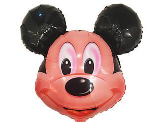 Фольгированный шар голова Мики Маус 62х66см