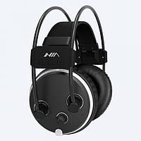 Беспроводные наушники NIA S1000 (Hi-Fi, Bluetooth, SDcard, FM Radio)