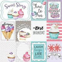 Карточки для декора №2 Candy Shop (англ)