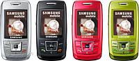 Корпус для Samsung E250/E250D - оригинал