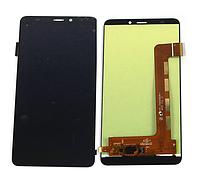 Дисплей  Prestigio MultiPhone PSP5551 Duo Grace S5 + тачскрин, черный