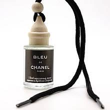 Автопарфюм в стиле Chanel Bleu de Chanel 12ml масляный. Парфюм в автомобиль