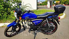 Мотоцикл Spark SP125С-2XWQ Бесплатная доставка