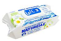 Туалетные влажные салфетки «Naturelle» 100 шт.
