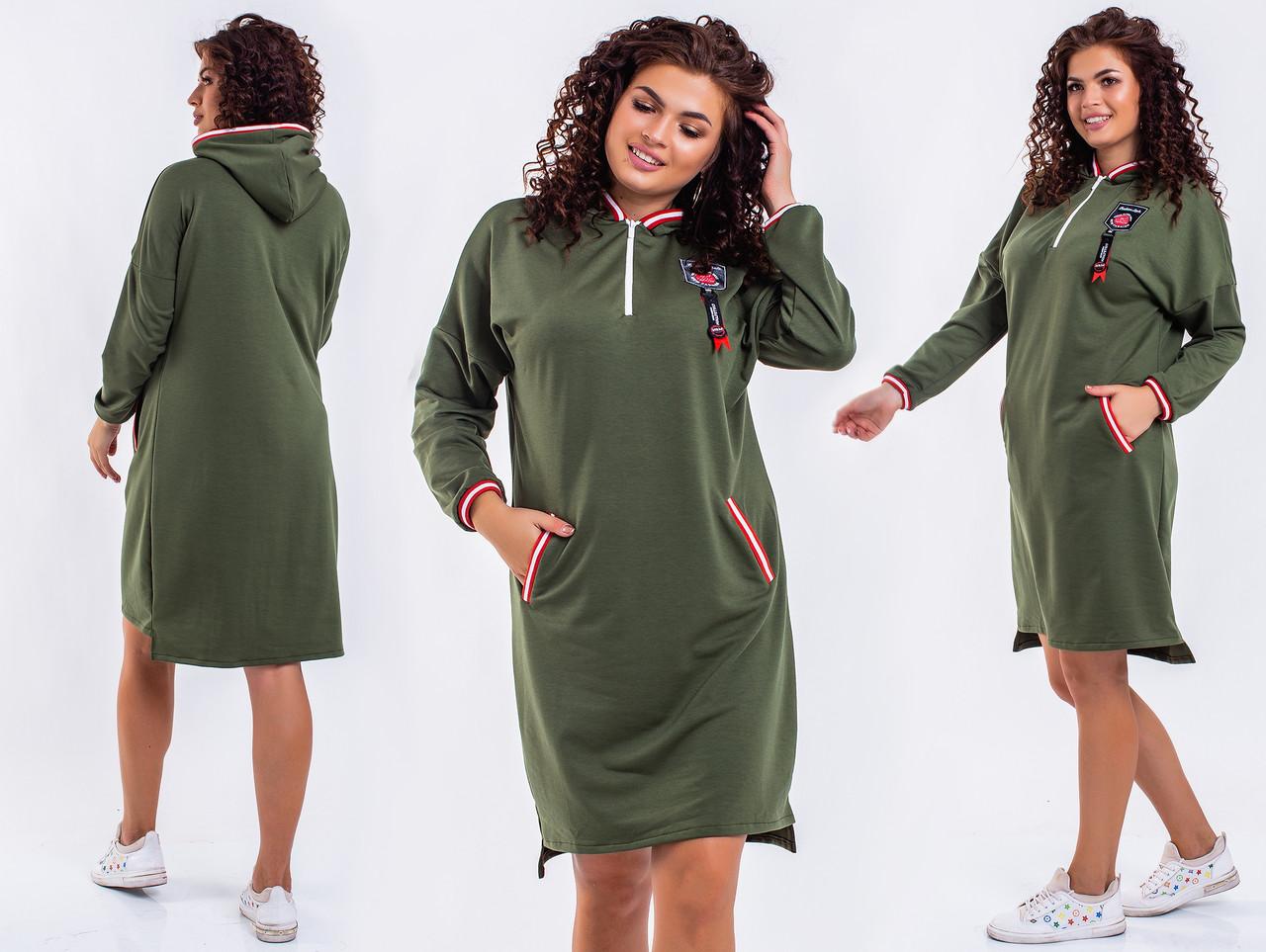 Платье женское 4014вл батал