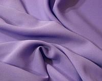 1205 Креп-шифон 150см (11) фиолетовый, м