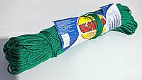 Шнур плетений 1.5 мм 100 метрів артикул д 15 розривне навантаження 45 кгс, фото 1