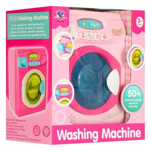 Дитяча пральна машина Bambi Washing Mashine (XS-18611)