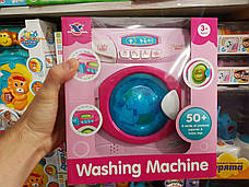 Детская стиральная машина Bambi Washing Mashine (XS-18611), фото 3