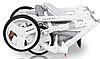 Детская универсальная коляска 2 в 1 Riko Brano Luxe 05 Grey Fox, фото 3