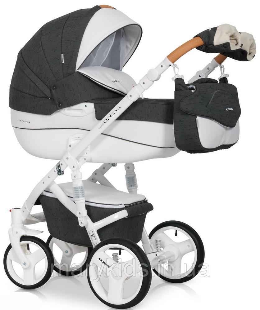 Дитяча універсальна коляска 2 в 1 Riko Brano Luxe 06