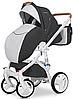 Дитяча універсальна коляска 2 в 1 Riko Brano Luxe 06, фото 3