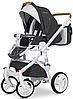 Дитяча універсальна коляска 2 в 1 Riko Brano Luxe 06, фото 2