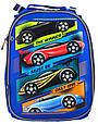 Шкільний рюкзак 1 Вересня H-25 556205 синій 15 л, фото 2
