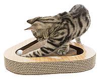 Trixie (Трикси) Scratching Cardboard Игрушка Когтеточка картонная для кошек 36 см, фото 1