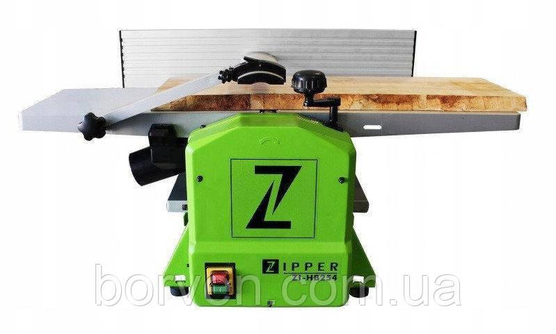 Рейсмусно-фуговальный станок Zipper ZI-HB254, 254 мм (Австрия)