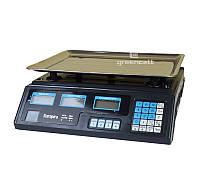 🔥✅ Торговые электронные весы до 50 кг Staropera со счетчиком цены