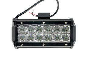 Дополнительная светодиодная фара рабочего света WL-412 36W EP12 FL KV