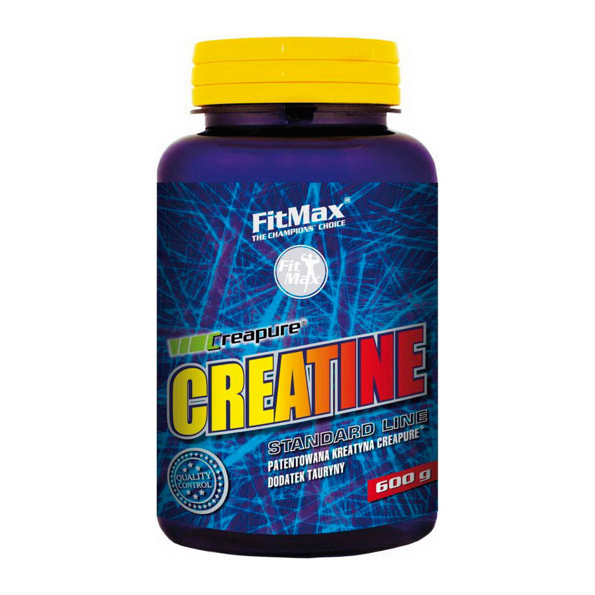 Creatine (600 g, unflavored) FitMax