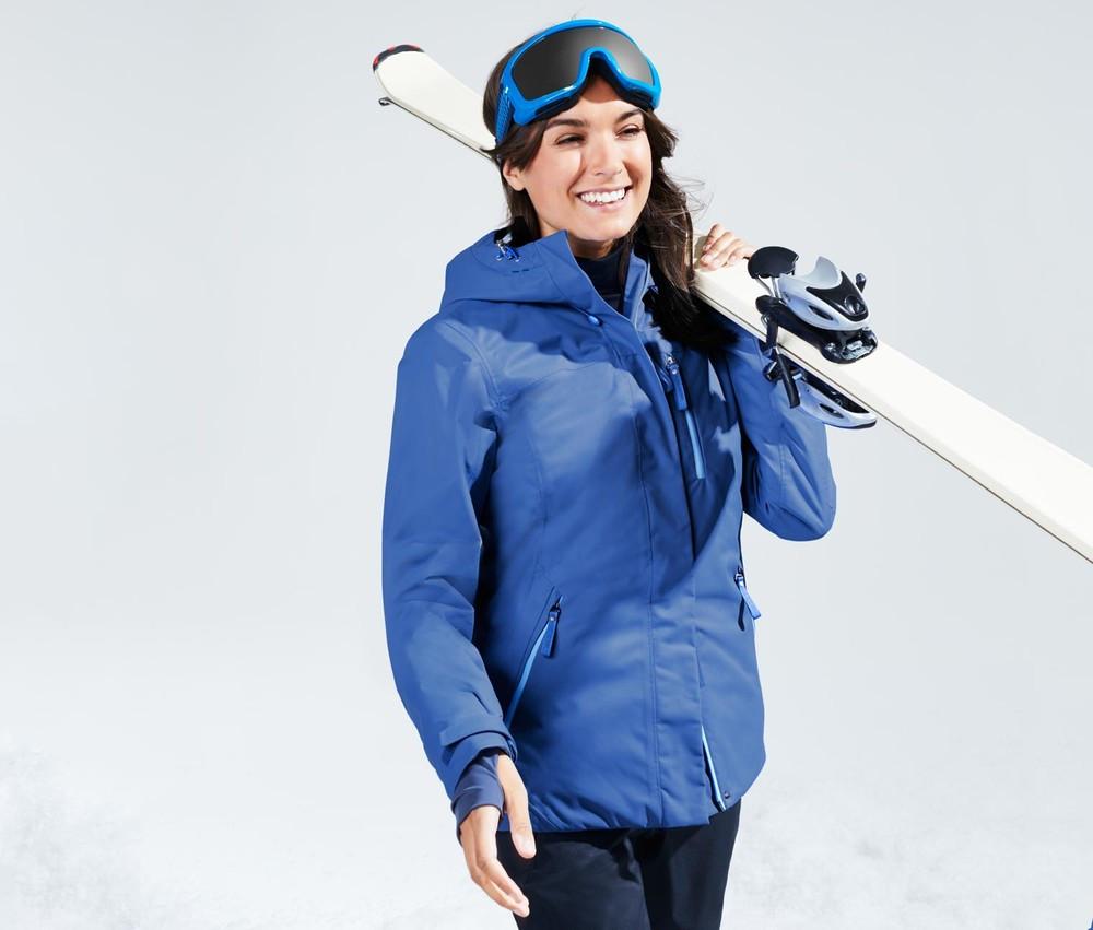 Шикарная высокотехнологичная лыжная куртка, ecorepel®, Tchibo(Германия),укр от 40 до 50