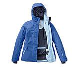Шикарная высокотехнологичная лыжная куртка, ecorepel®, Tchibo(Германия),укр от 40 до 50, фото 3
