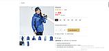 Шикарная высокотехнологичная лыжная куртка, ecorepel®, Tchibo(Германия),укр от 40 до 50, фото 7