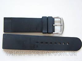 Ремешок каучуковый к часам U-Boat(24 мм)