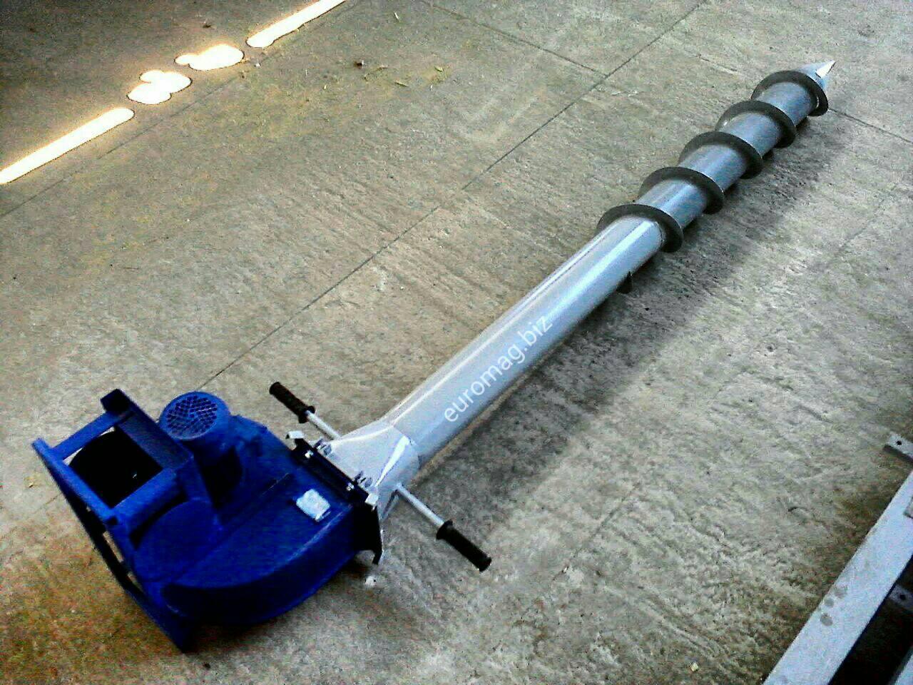 Аэратор зерновой / вентиляционное копье, фото 1