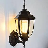 Садово-парковый светильник (67-V3802-M-WL BK)