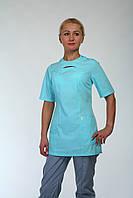 """Медицинский костюм женский """"Health Life"""" батист 22112"""