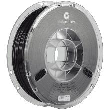 Пластик в котушці PLA PolyMax 1,75 мм, Polymaker, 1кг чорний
