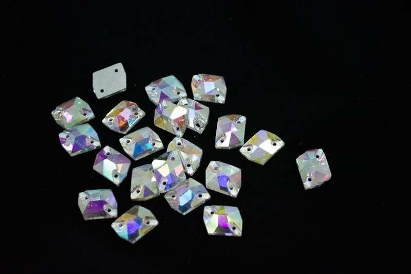 3265 11*14 Crystal AB (безформенный), шт