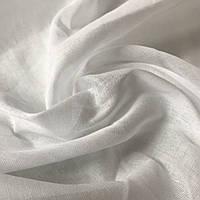 Ситец однотонный белый, ширина 80 см