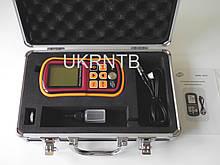 Ультразвуковой толщиномер металлов и неметаллов 1-225 мм в кейсе / Ультразвуковий товщиномір / Ультразвук