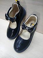 Туфли школьные лаковые для девочки Tutubi