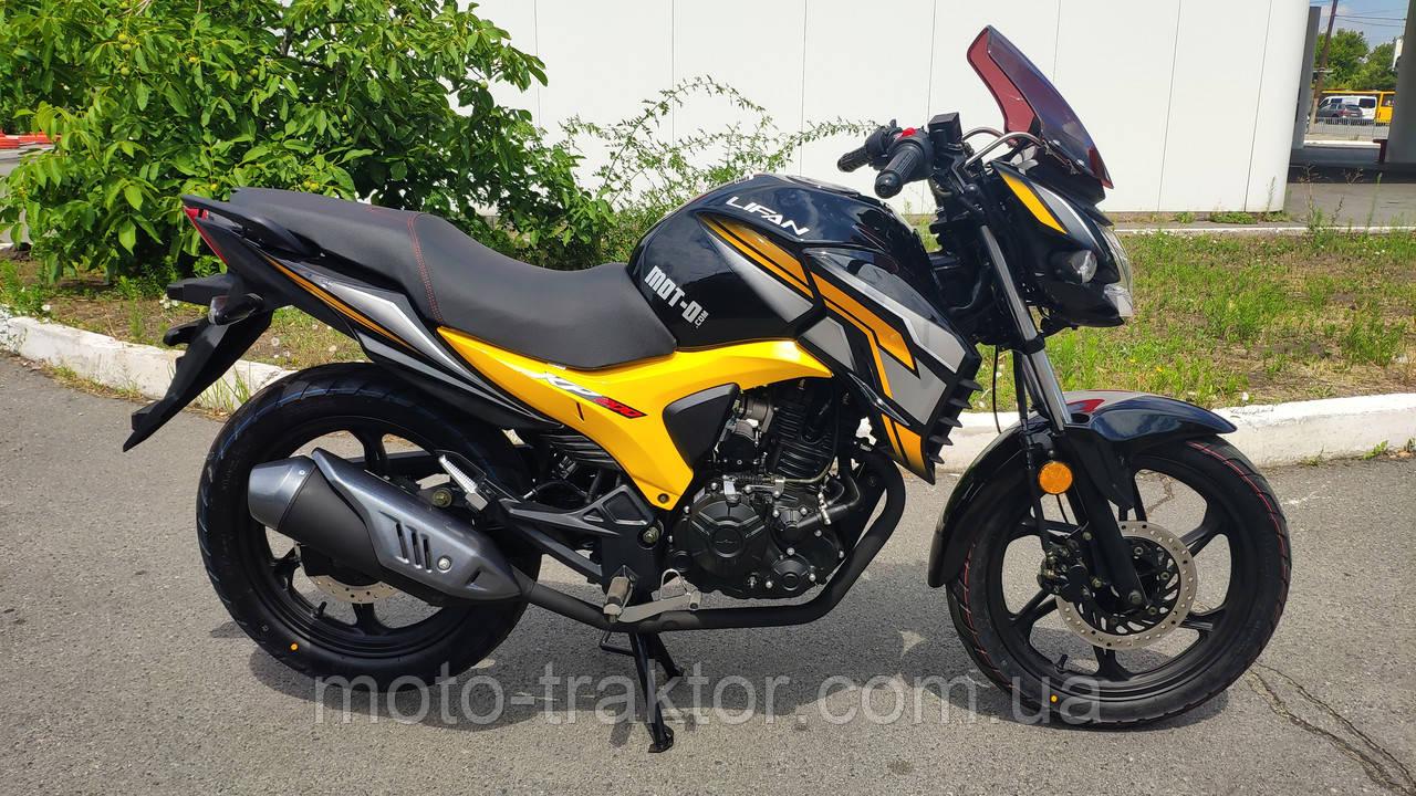 Мотоцикл Lifan KP200 (Irokez 200)