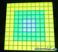 Светодиодная пиксельная панель напольная F-083-12*12-4-C, фото 1