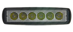 Дополнительная светодиодная фара рабочего света WL-308 SLIM