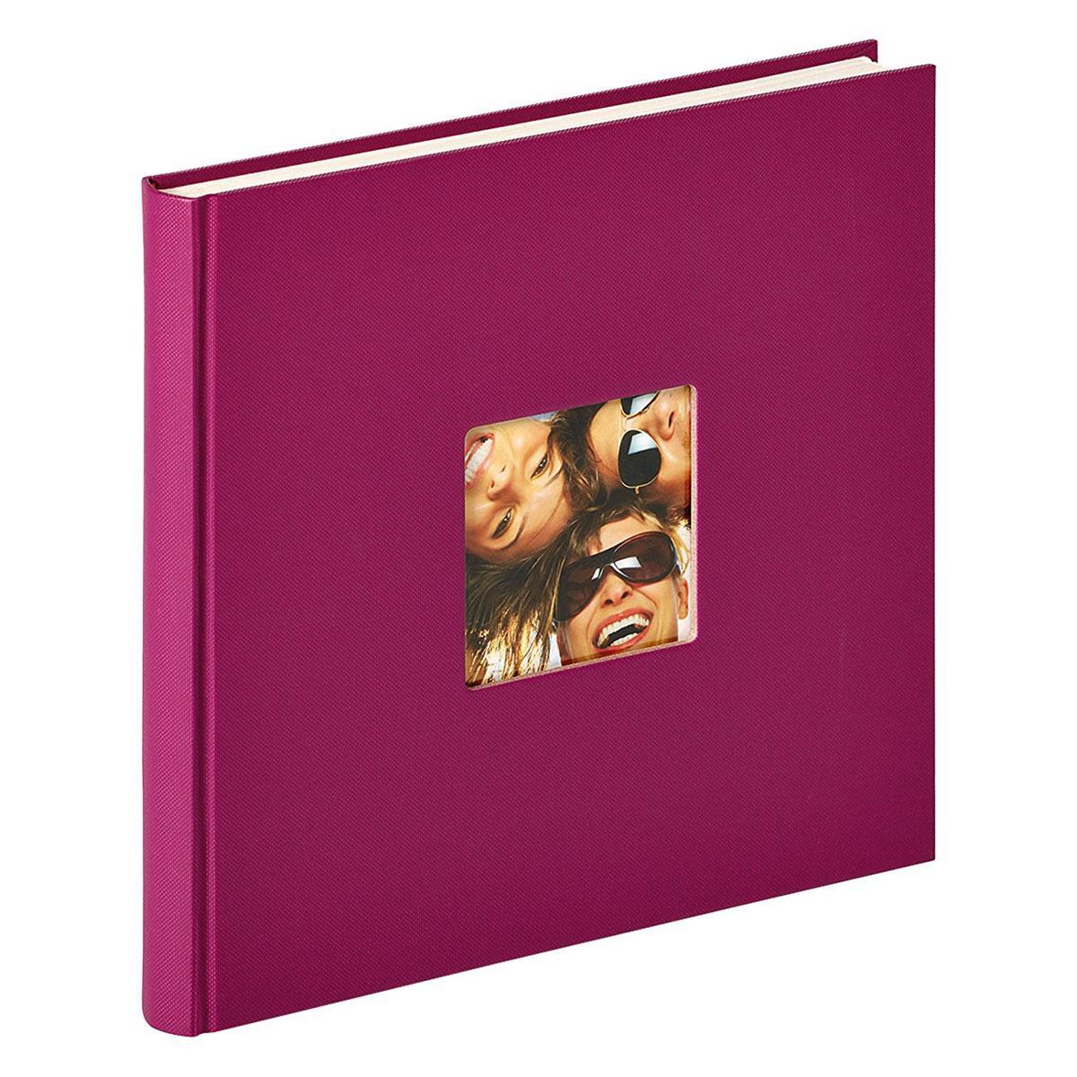 Альбом Walther 26*25 Fun FA-205-Y violet 40 pages