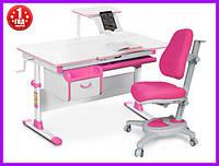 Комплект Evo-kids стол+ящик+полка+кресло  Evo-40 New PN, фото 1