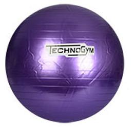 Мяч для фитнеса-75см MS 0983 (Фиолетовый)