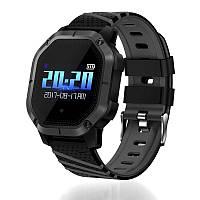 Умные часы Smart Watch K5 Sport Waterproof IP68 Black (SW000K5B)