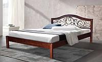 Двоспальне ліжко Ілона
