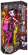Уценка! Кукла Монстер Хай Оперетта из серии Слияние монстров Monster High Freaky Fusion Operetta Doll, фото 3